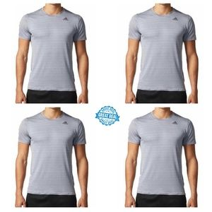 Lot of 4! Adidas Men's Climalite Training Tee XL
